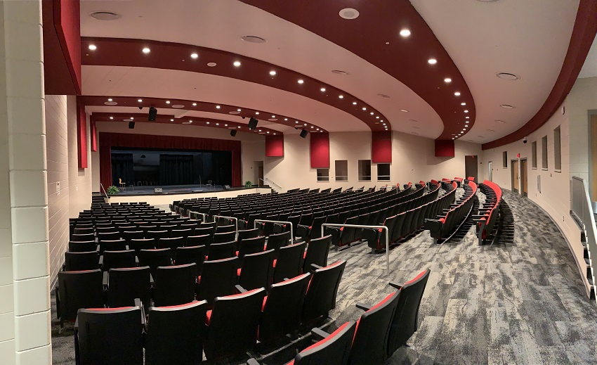 Northeast High School Auditorium